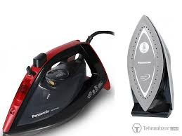 Panasonic Steam Iron Red 1700W