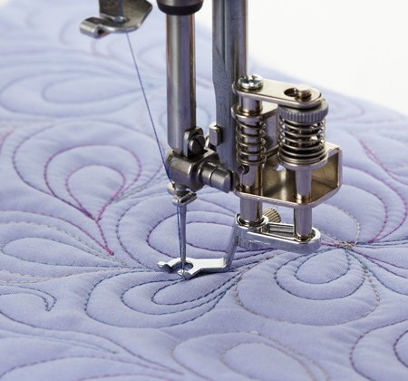 Janome Convertible Free Motion Quilting Foot Set