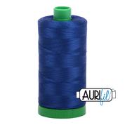 #2780 Dark Delft Blue Aurifil Cotton Thread