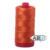 #2240 Rusty Orange Aurifil Cotton Thread