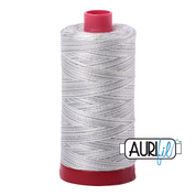 #4060 Silver Moon Variegated Aurifil Cotton Thread