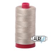 #2324 Stone Aurifil Cotton Thread