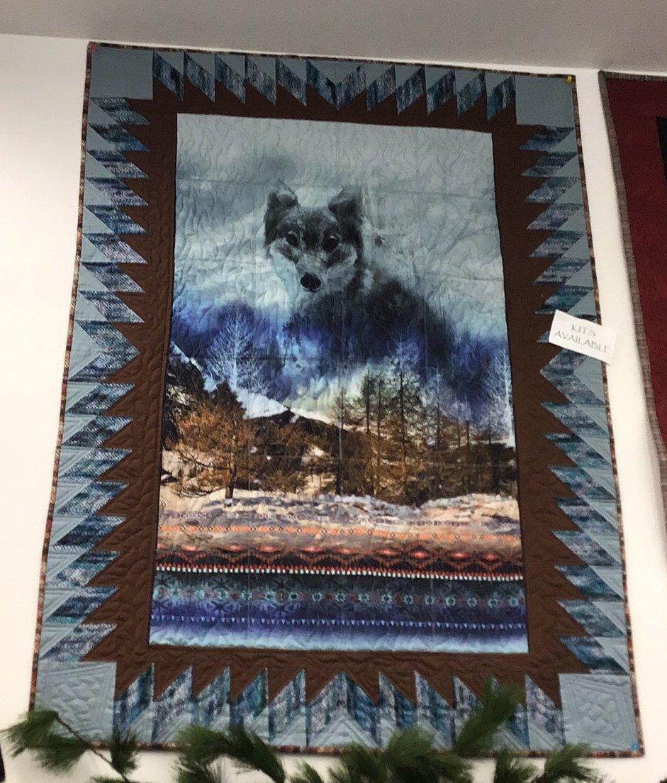 Kit 0056 Dakota Wolf