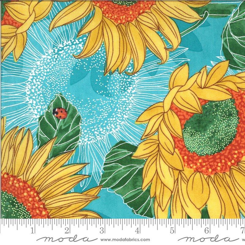 Solana Sunflowers Pond .17