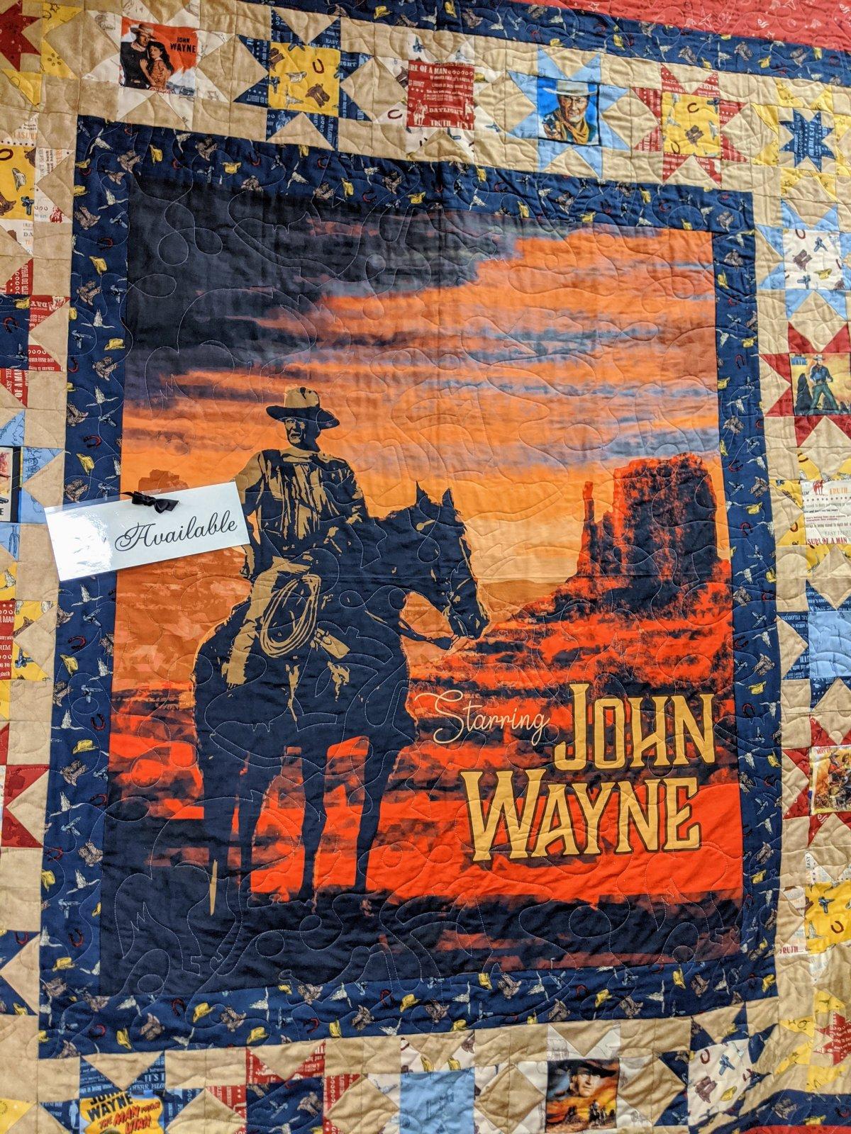 The Duke - John Wayne Kit