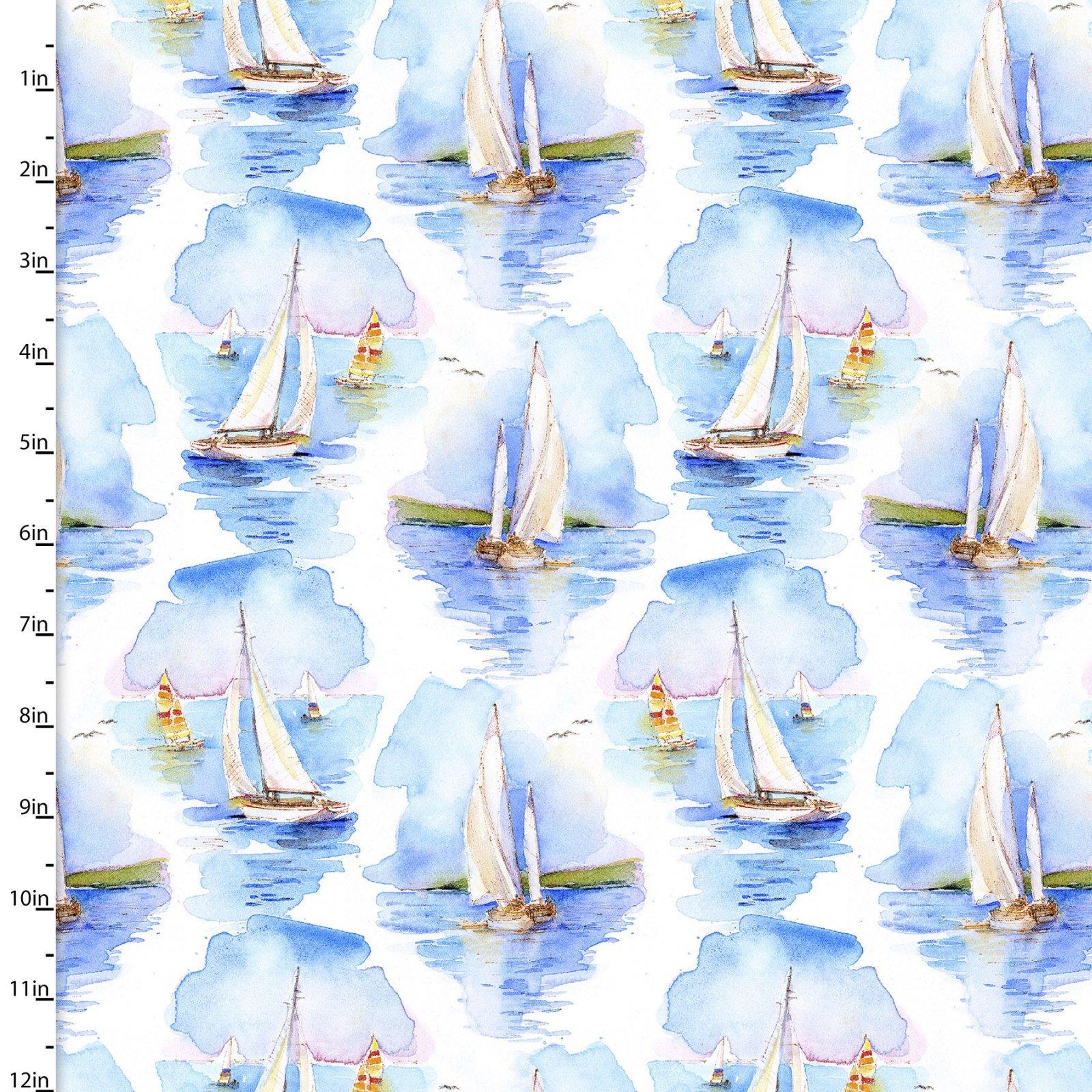 16054 Sail Boats