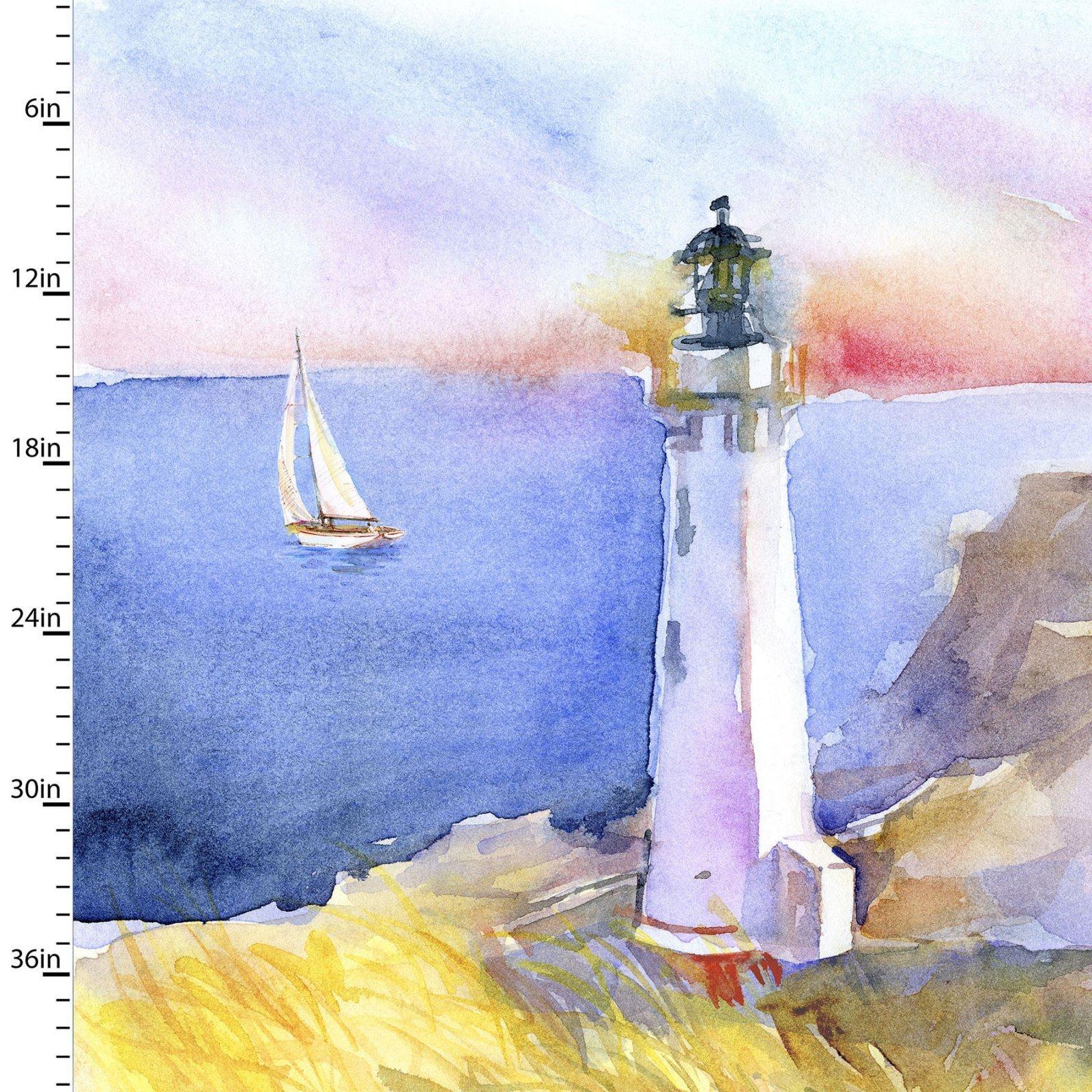 16056 Lighthouse Panel
