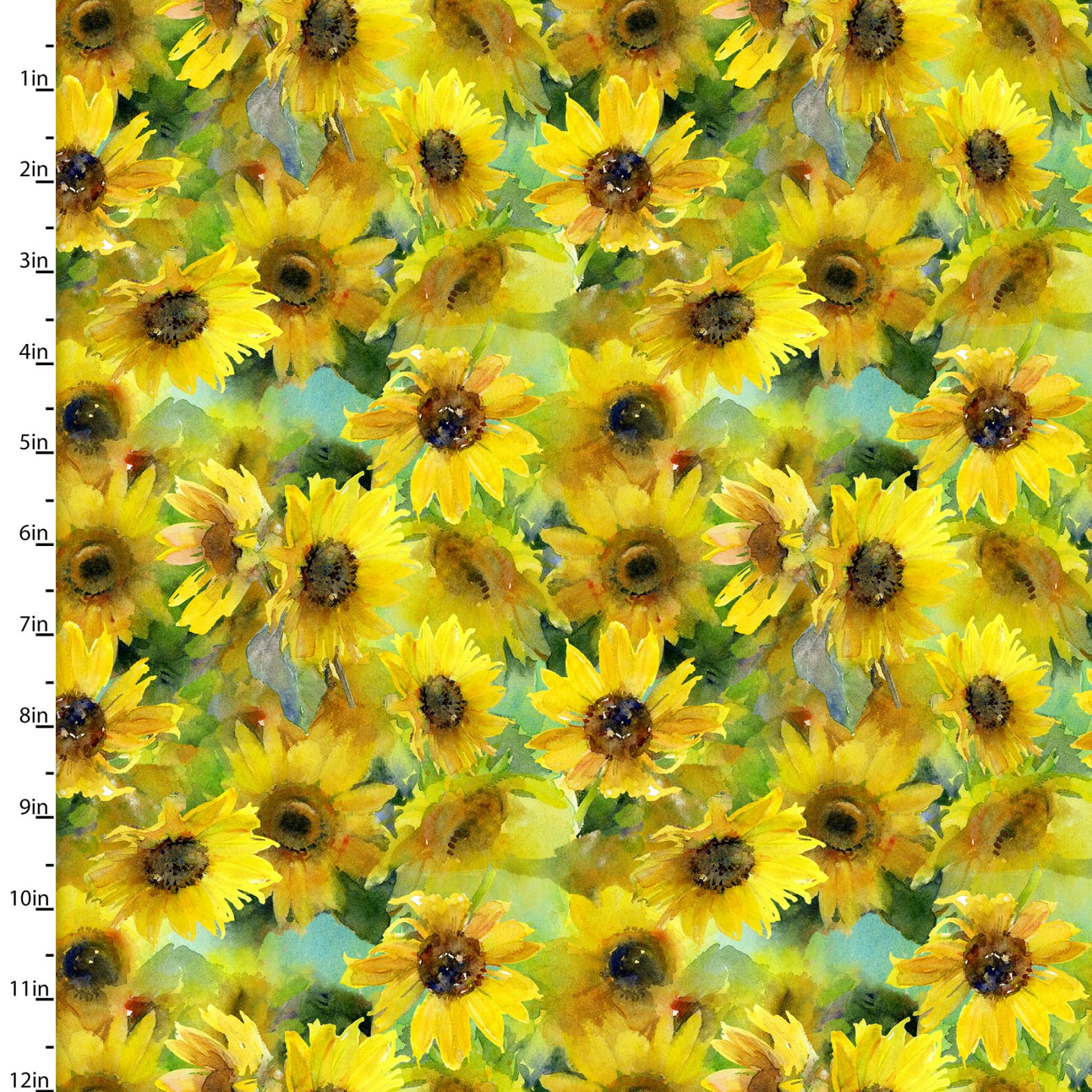 Sunflower Stampede - Sunflowers