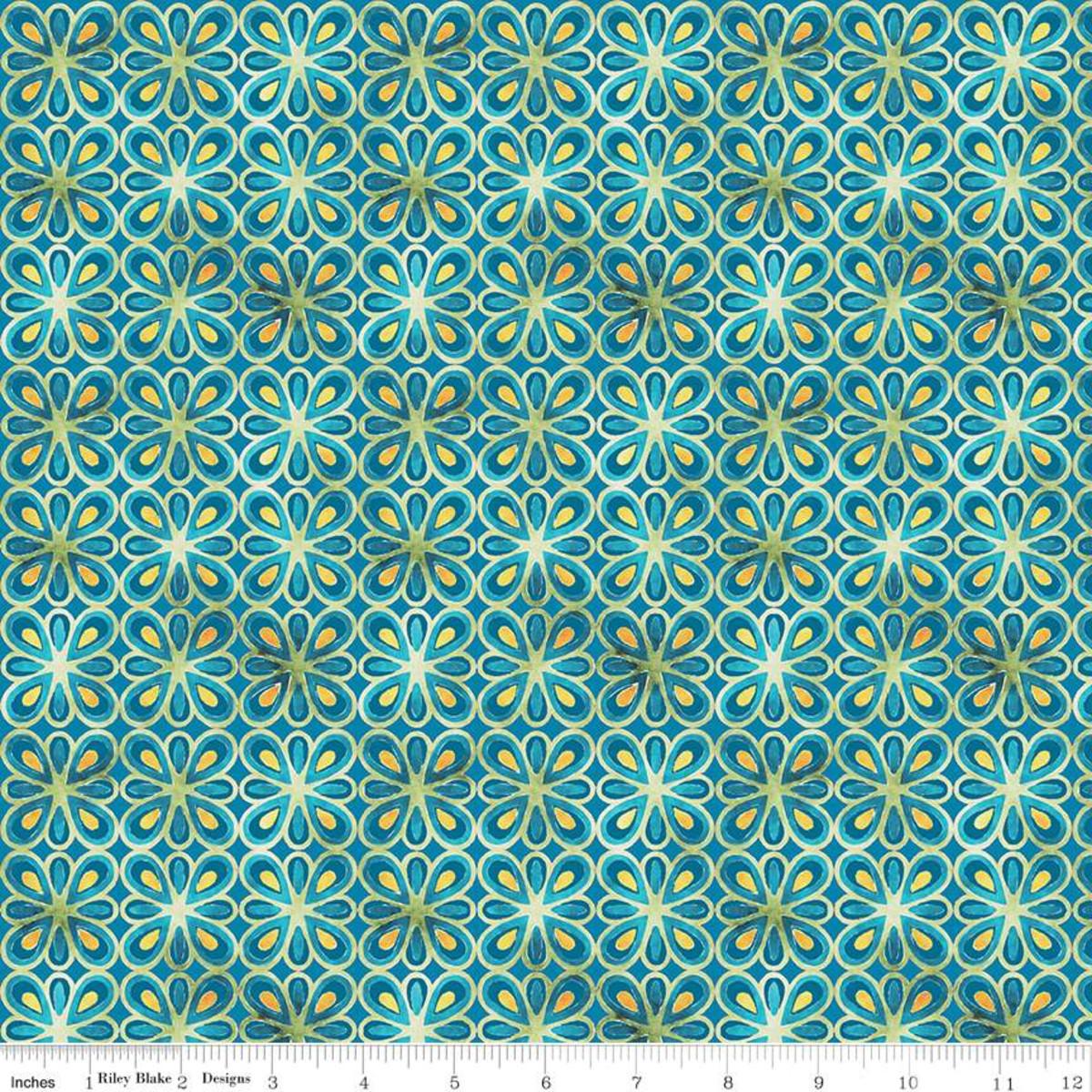 Glohaven 9836 blue