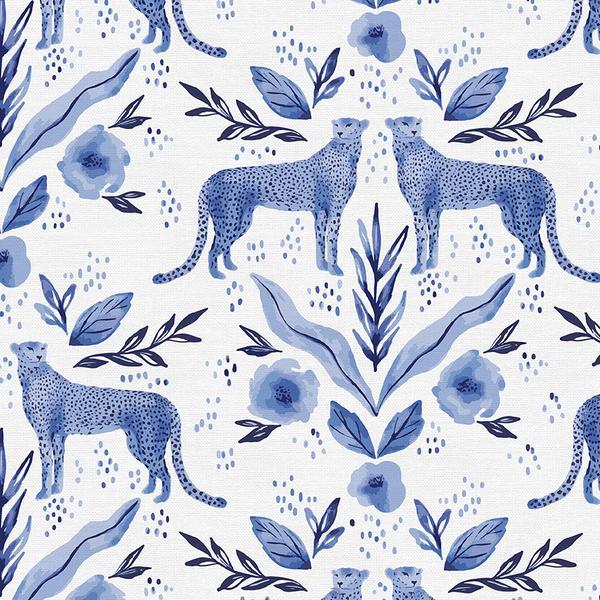 Lula Blue: Cheetah