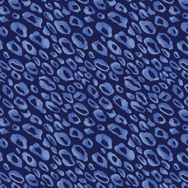 Lula Blue: Cheetah Spots
