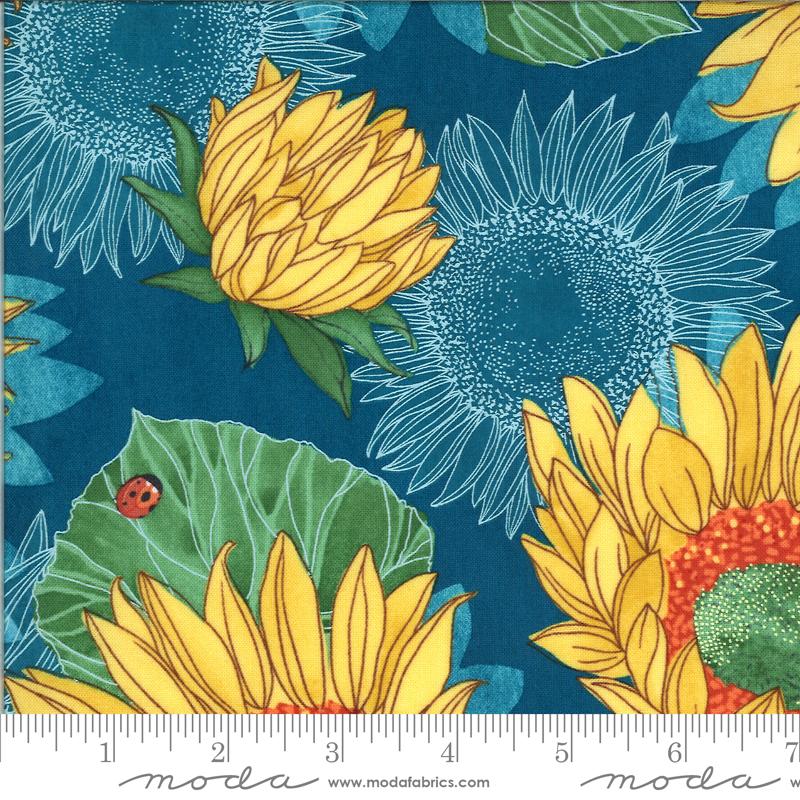 Solana - sunflowers