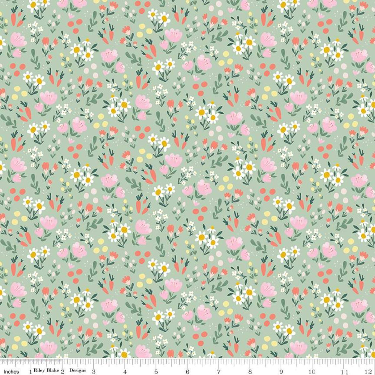 Easter Egg Hunt - Floral Mint