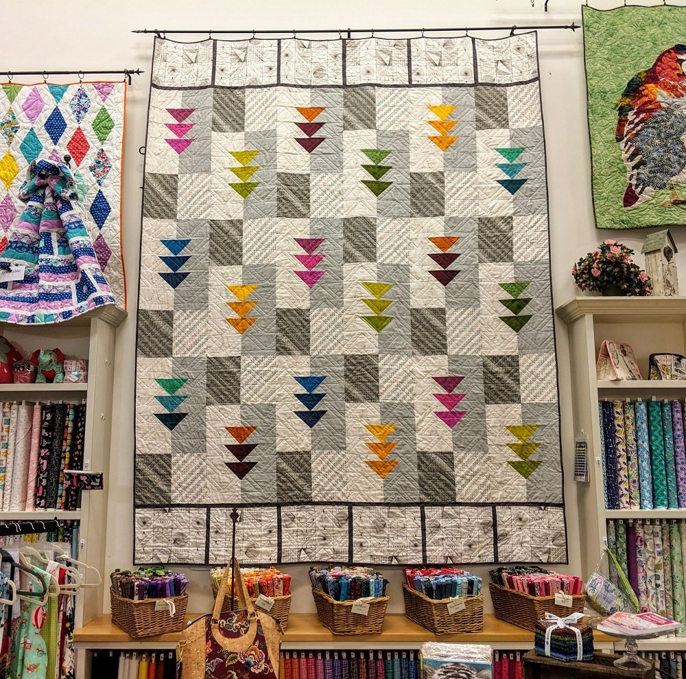 Logicality Quilt Kit