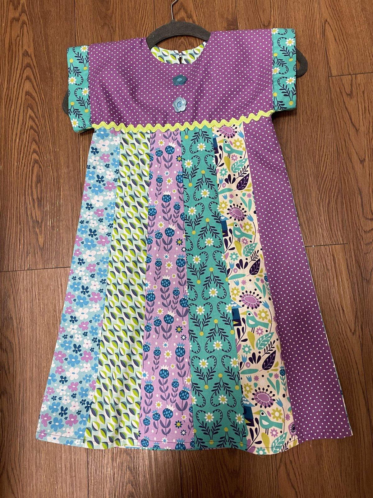 Poppy's Easy Dress!