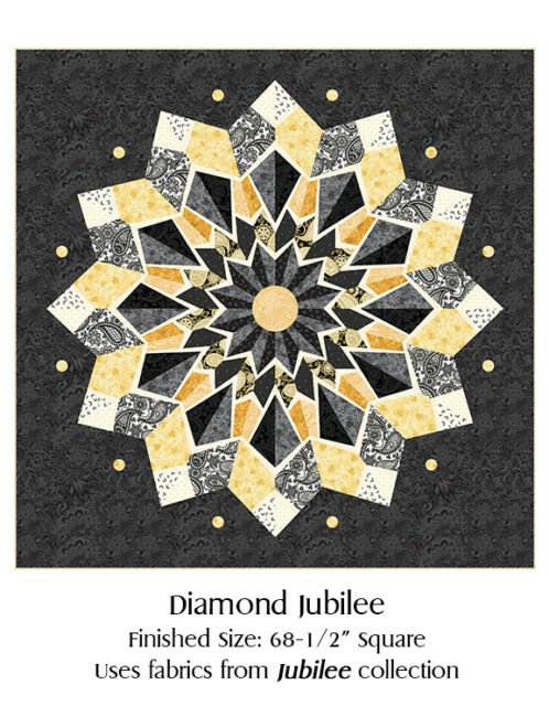 Diamond Jubilee Kit by Benartex