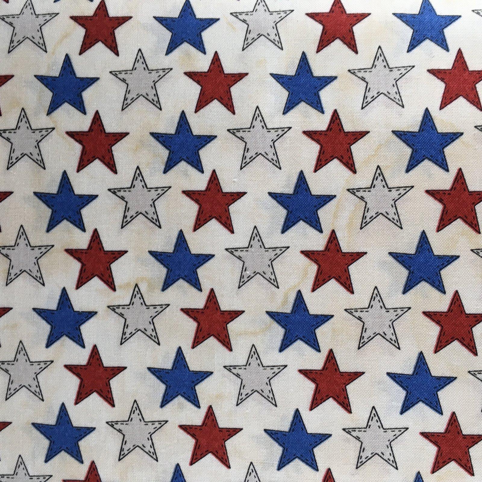 8337-41  American Honor by Tana Mueller of Western Denim & Dirt