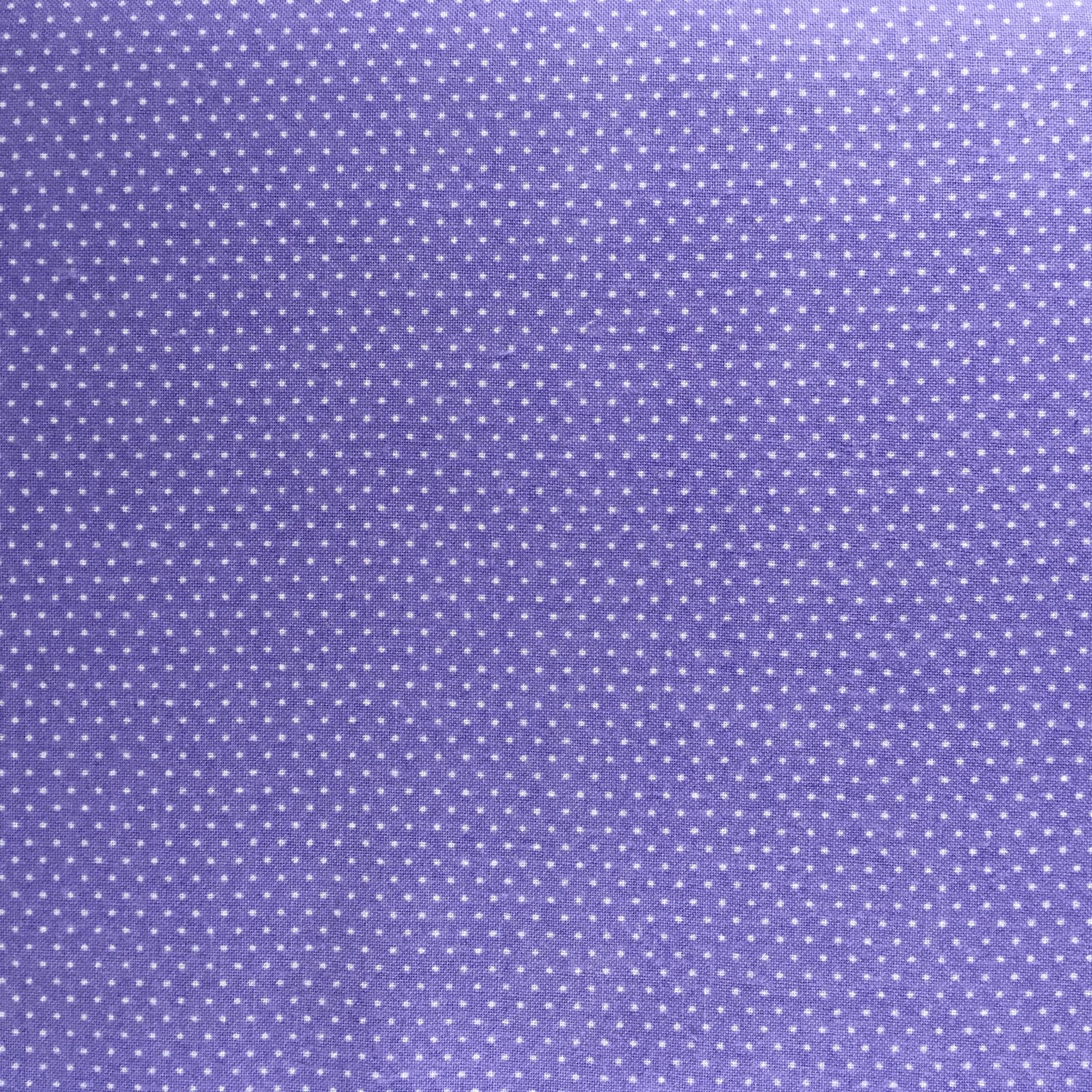Choice Fabrics Mini Dots Purple