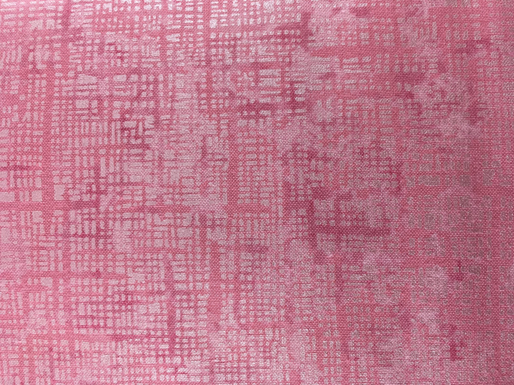 Blank Pearl Grid L8089 022 Pink