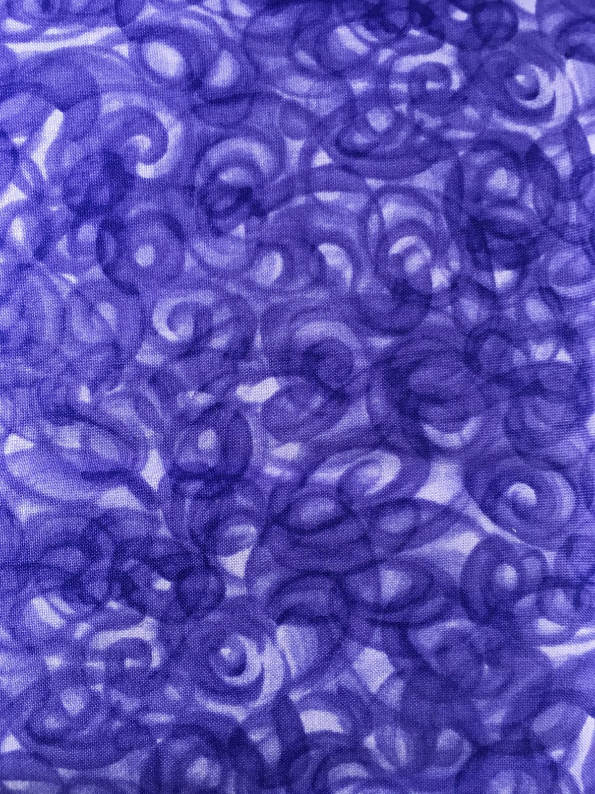4368-VIOLET  Fusion Illusion by Blank Quilting