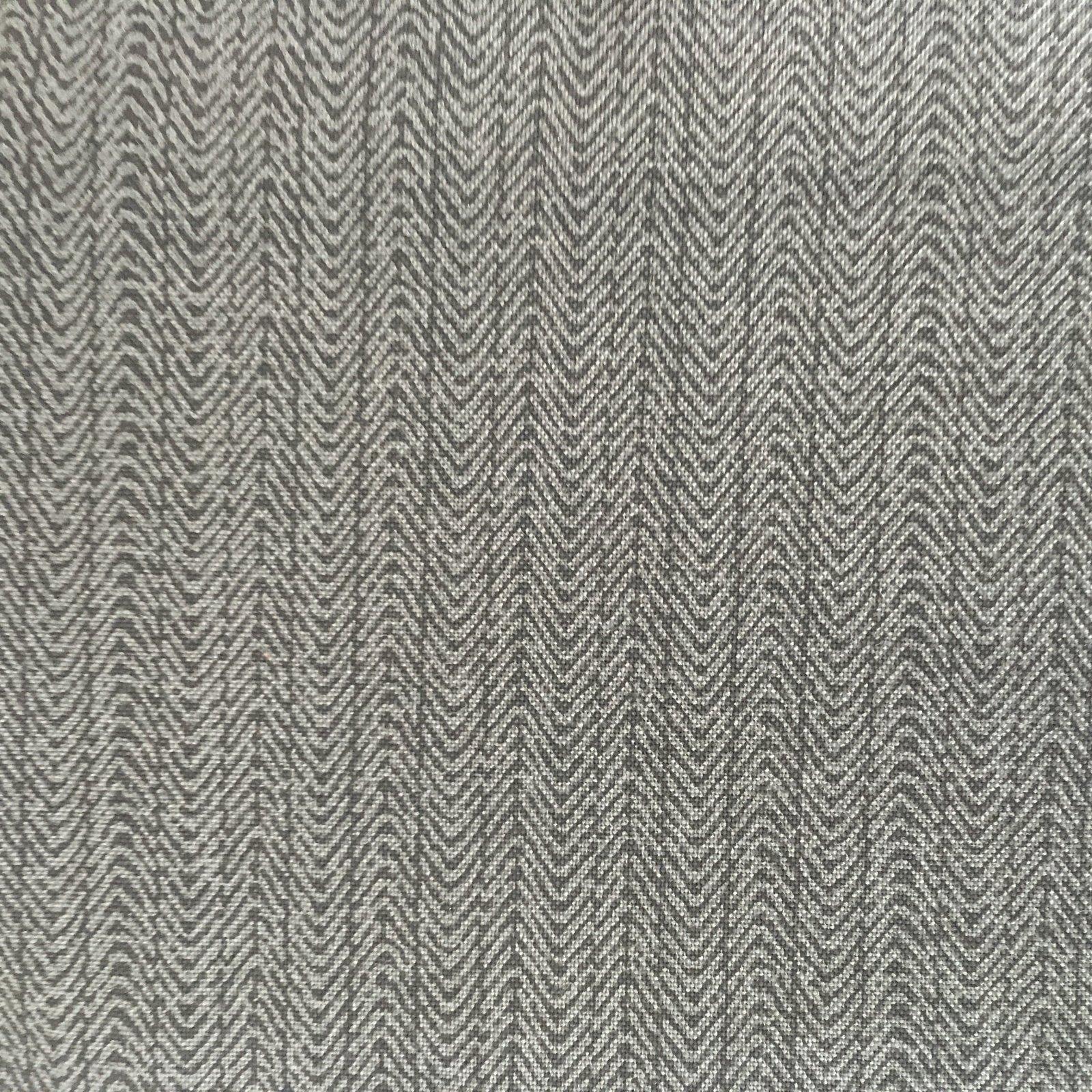 P & B Textiles Bear Essentials Brown Herringbone