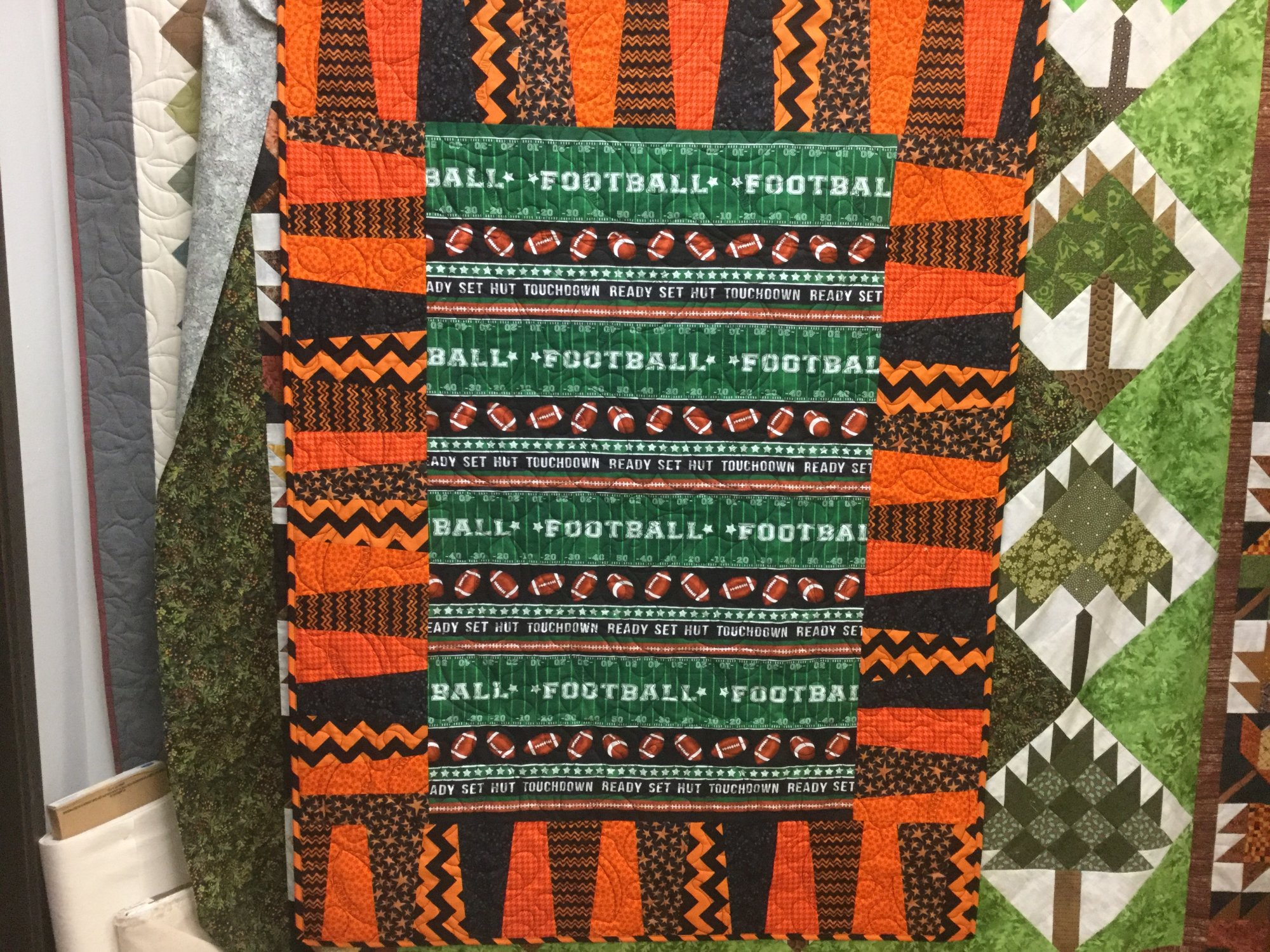 Fab 5 - Football Field - OSU Kit