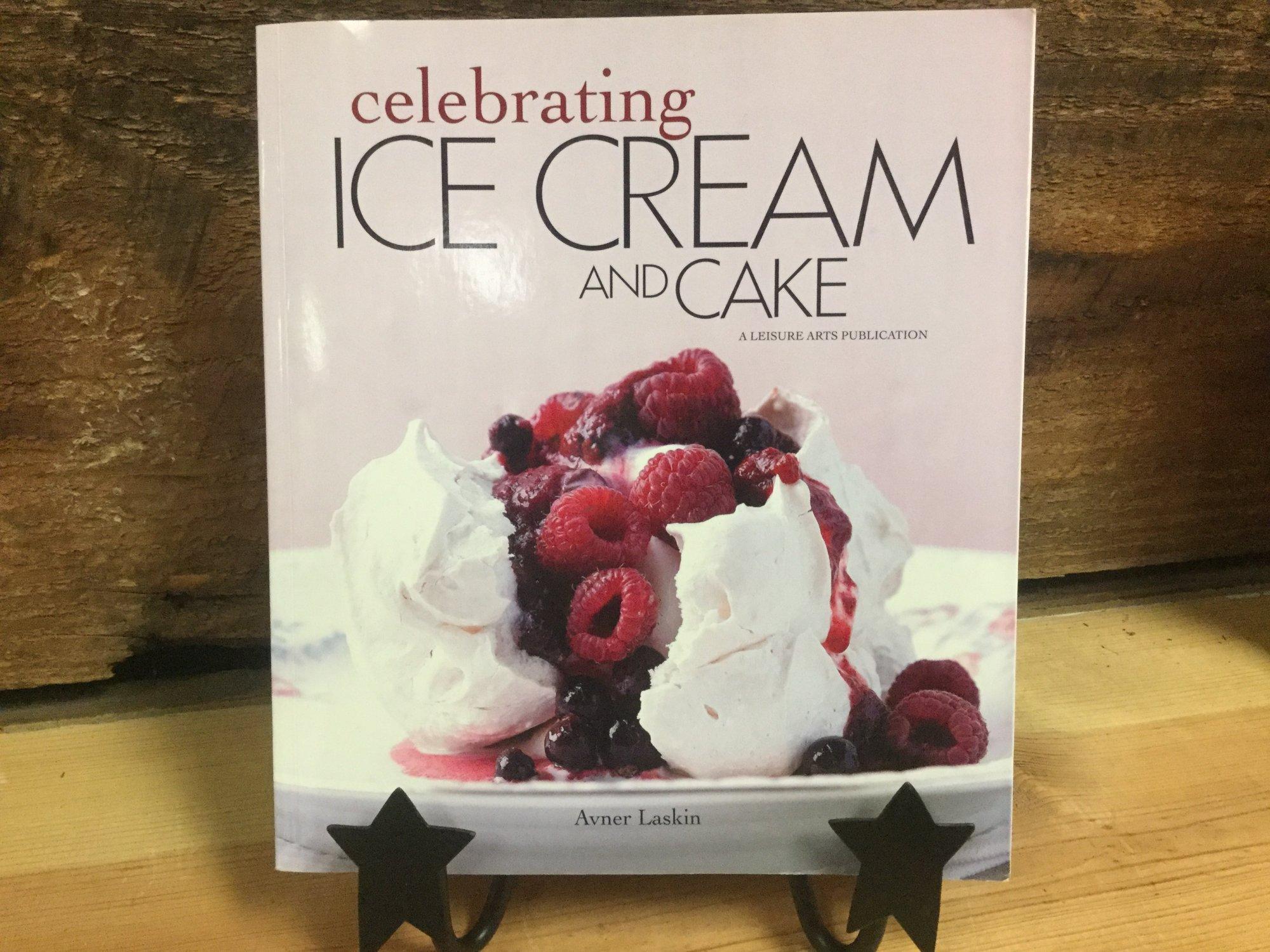 Celebrating Ice Cream and Cake
