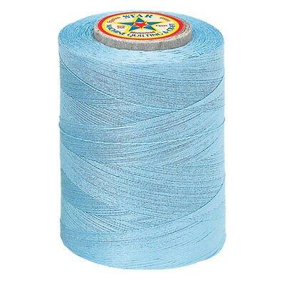 Star Mercerized Cotton Thread 1200yd #3 - Ciel