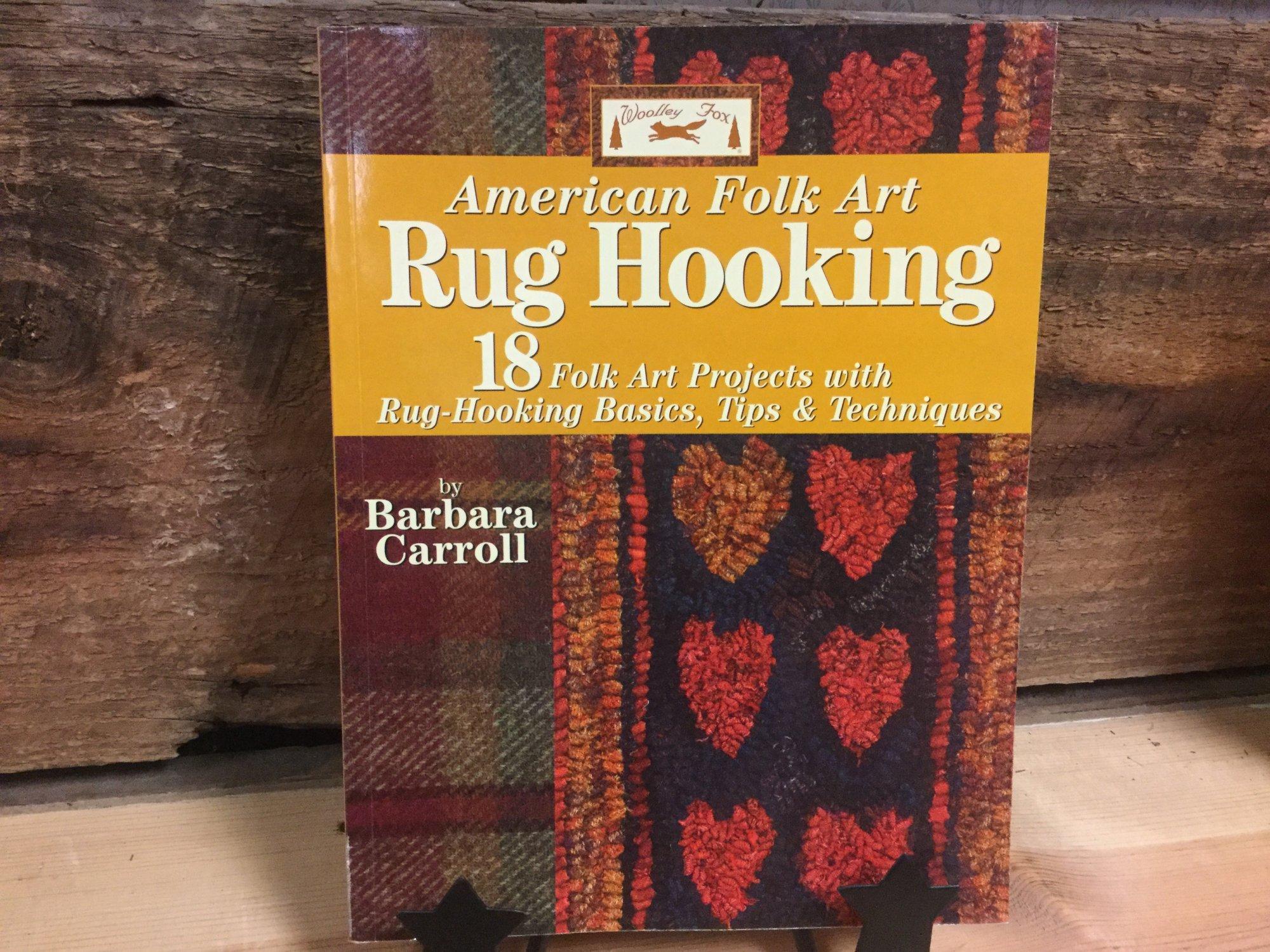American Folk Art Rug Hooking