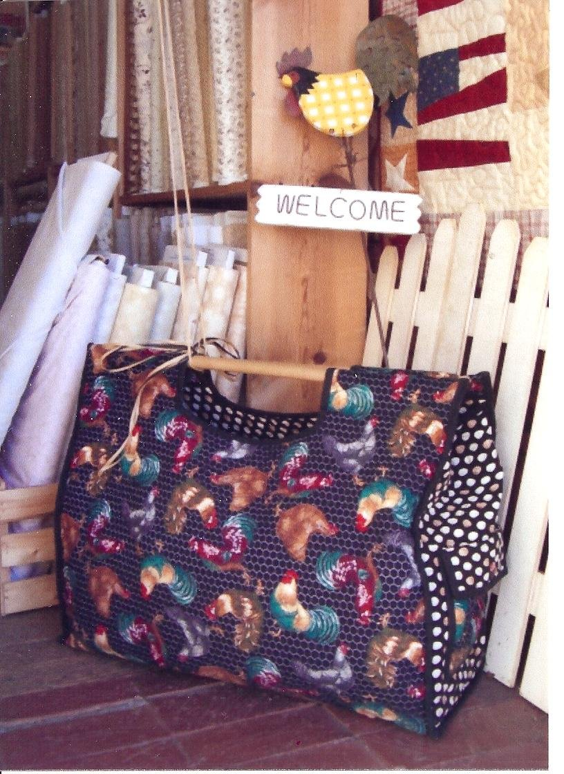 Quilter's Tote