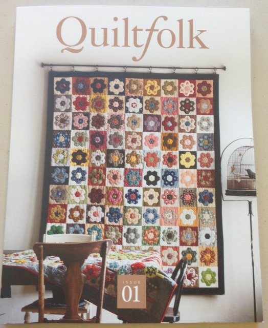 Quiltfolk Issue 01- Oregon