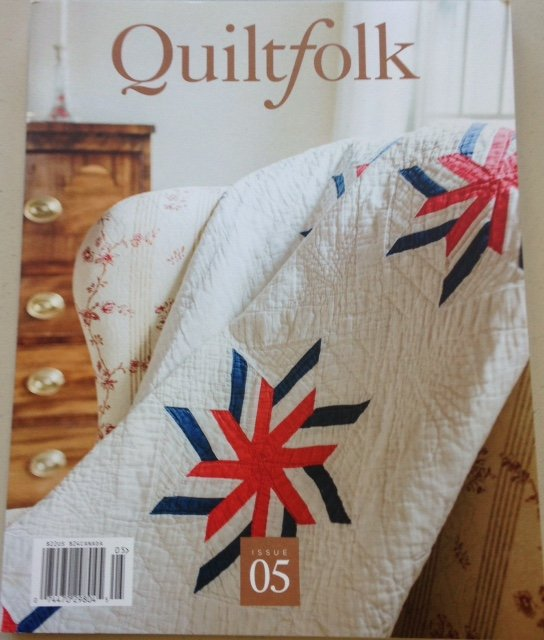 Quiltfolk Issue 05- Eastern Massachusetts