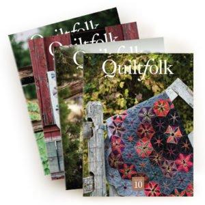 Quiltfolk Issue 10