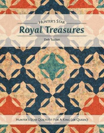 Hunters Star Royal Treasures Bk