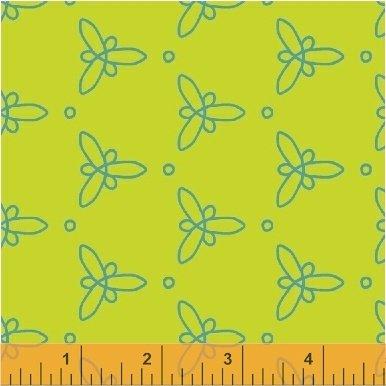 Gypsy-Tri-Petals 72-9 Lime