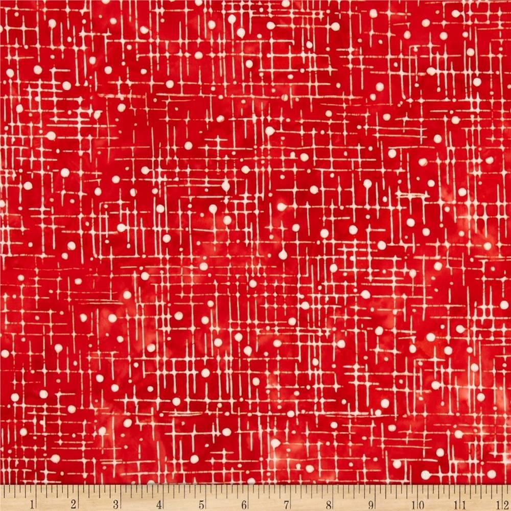 Batik-Color Source Red 84-3