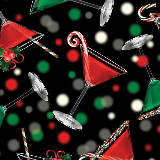 Holiday Cheer-Black 95-12