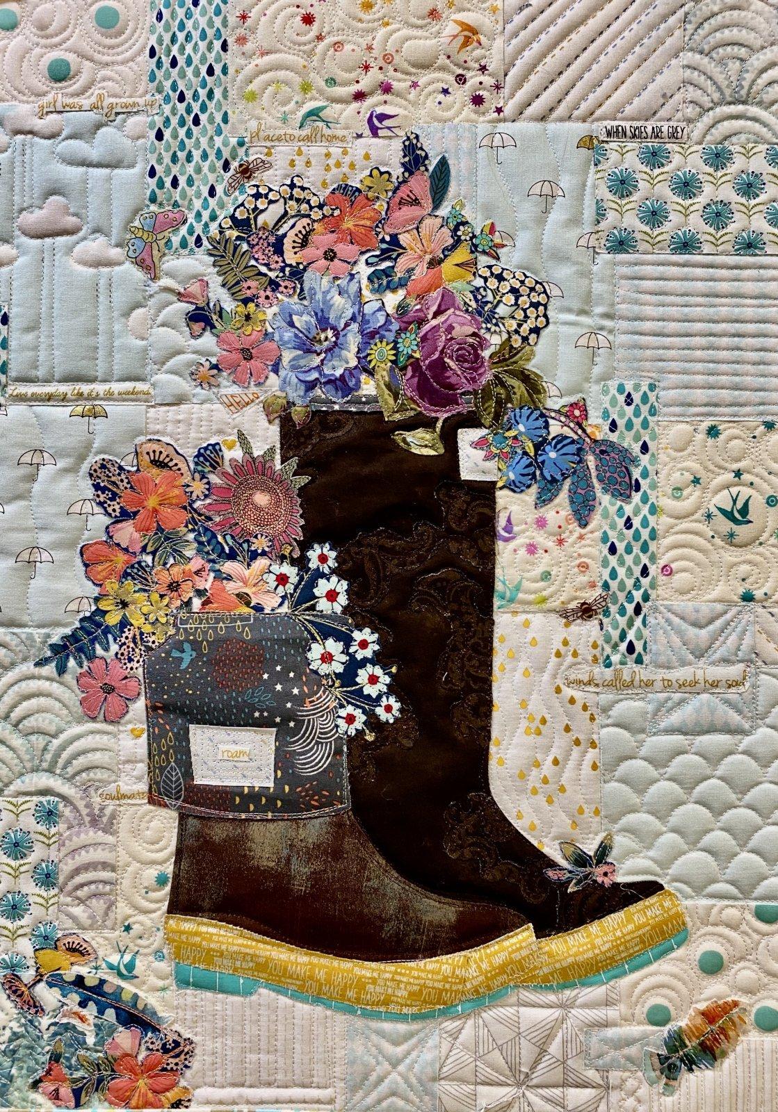 Alaskan Bouquet Collage