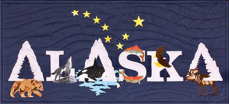 State Pride Alaska-Wild