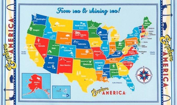 Explore America-Vintage 36-200