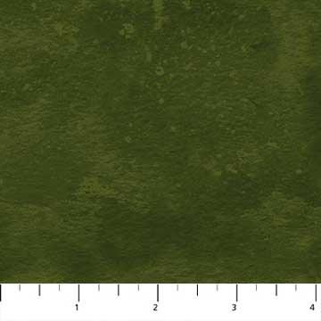 108 Flannel-Dk Green 20-730