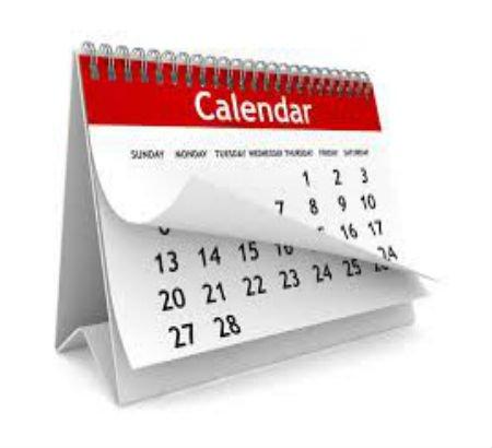 Shop Calendar