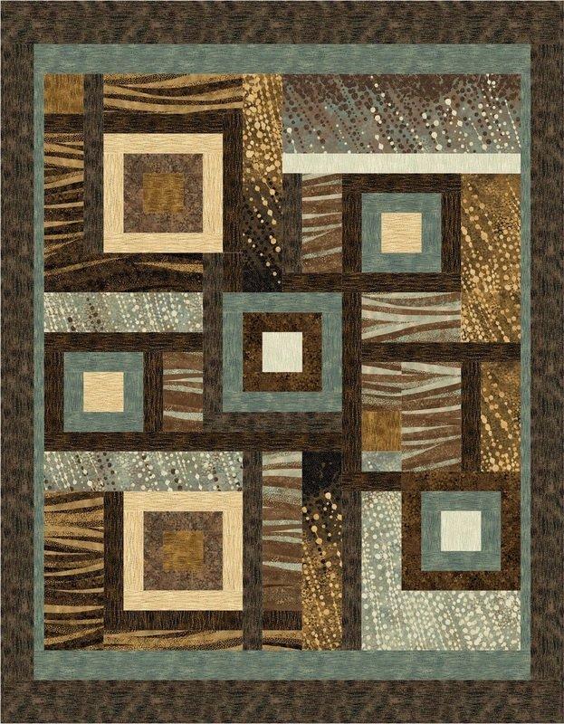 Framed Ptrn-1964