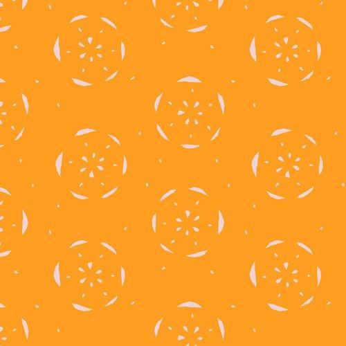 Floralish-Citrus Tangerina 27407