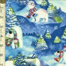 Flannel-Winter Magic 34-33