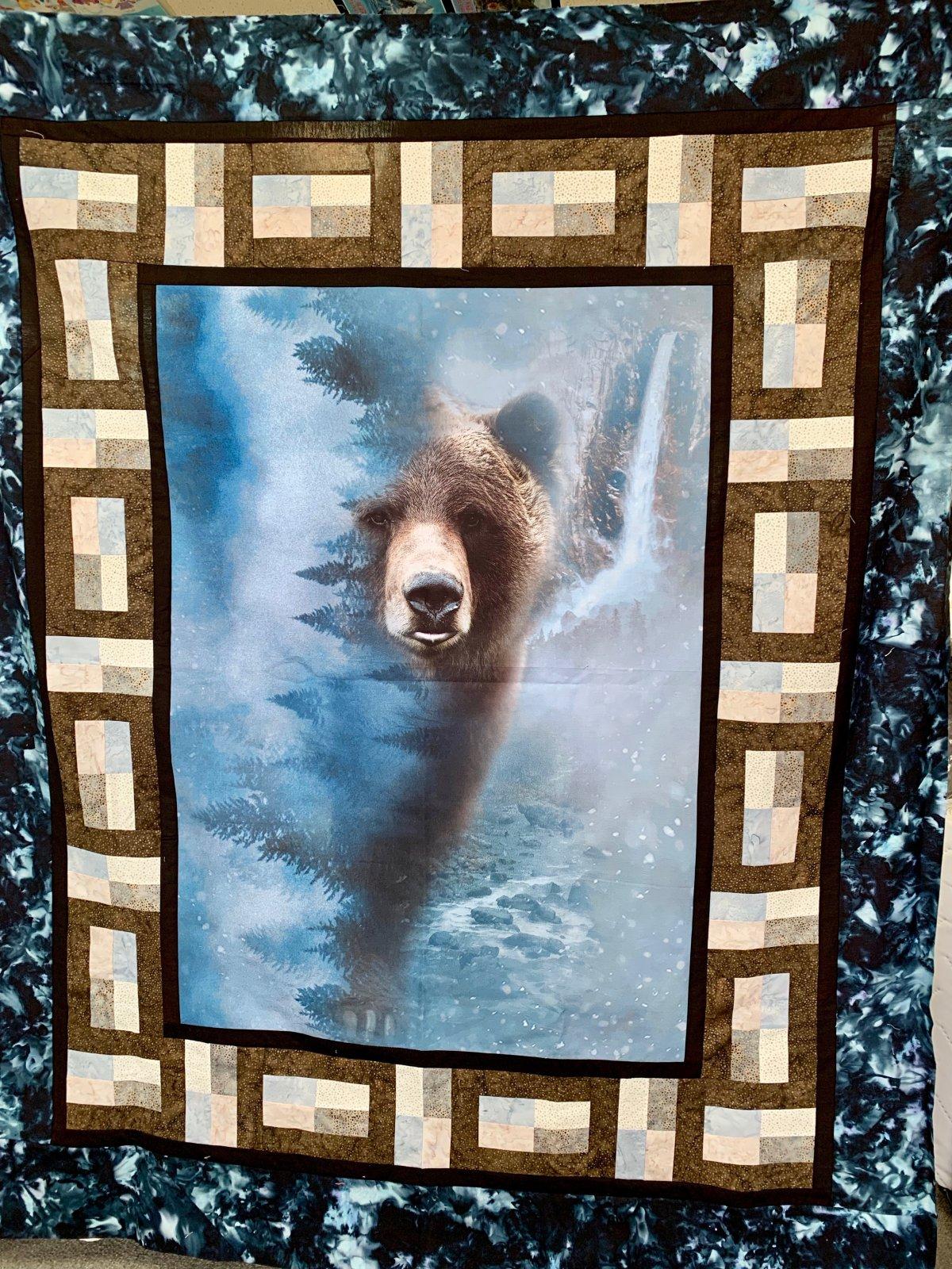 Walkways-Bear Panel Kit