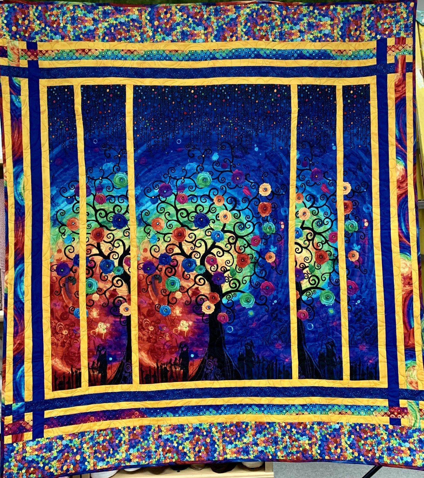 Tree of Life- 63 x 69