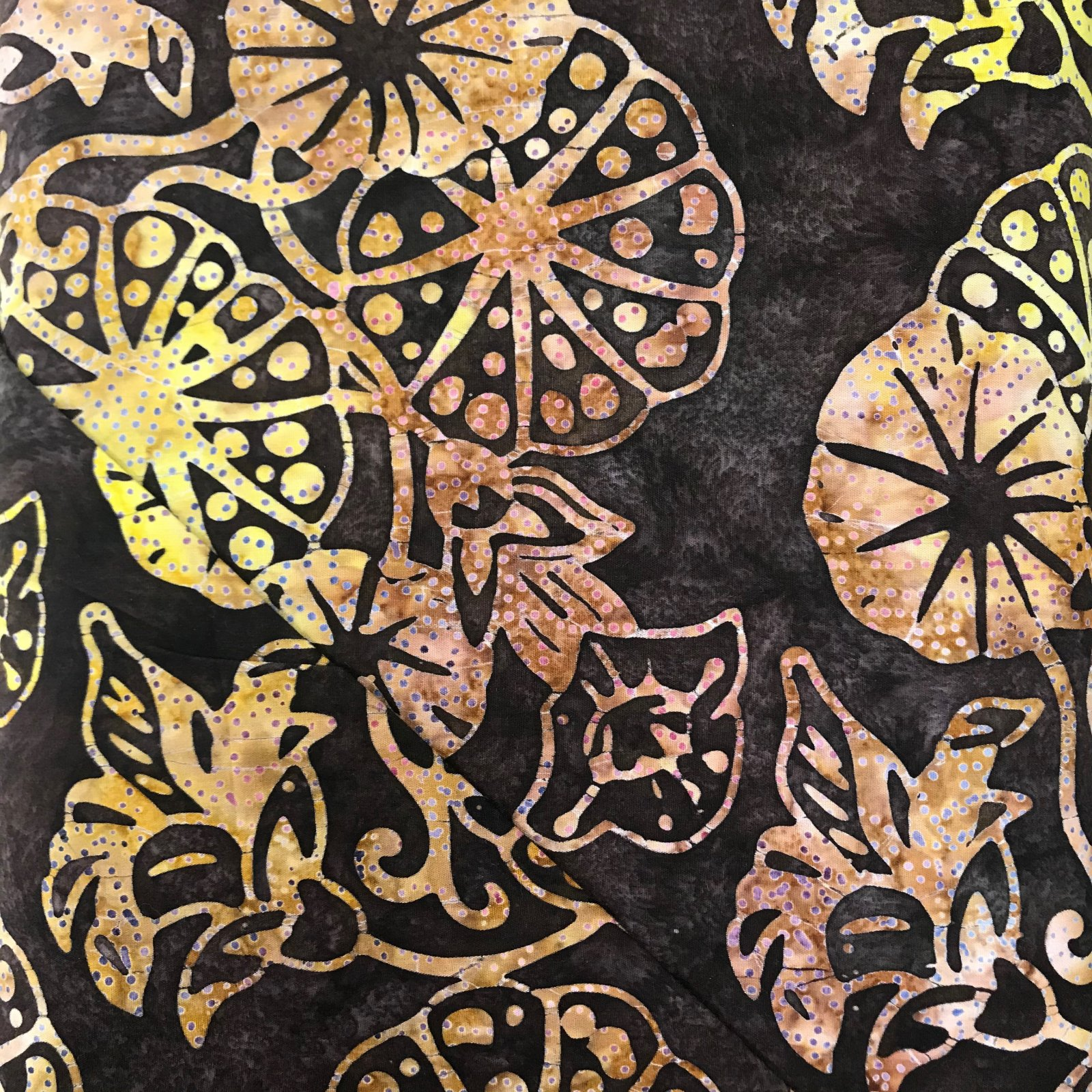 Batik-Tonga Chocolate 4844