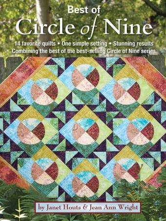 Best of Circle of Nine Bk