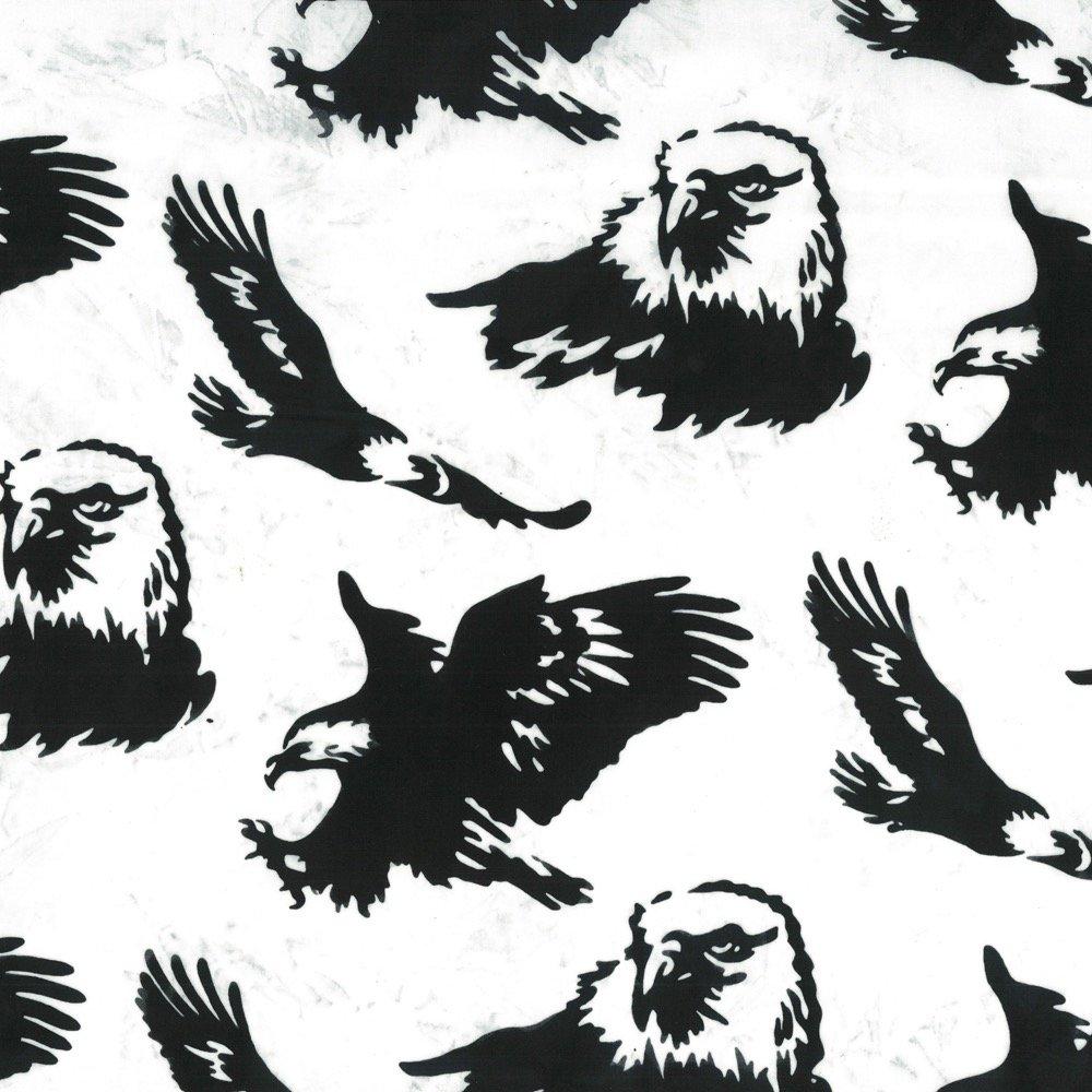 Batik-2909-Raven Eagles